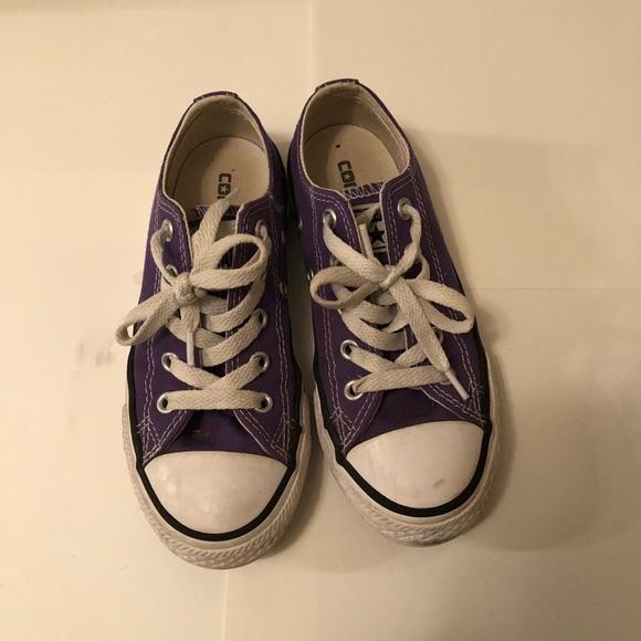 Converse Shoes   Converse Girls Size 2